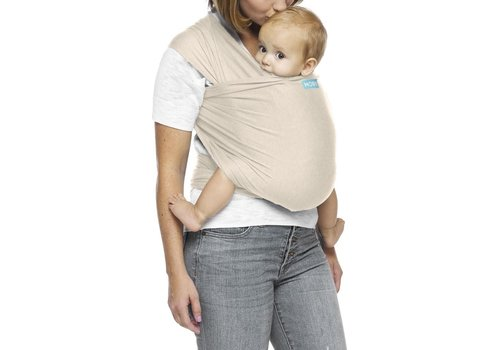 Moby Wrap Evolution Almond