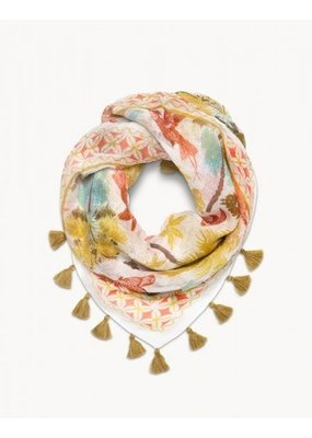 Spartina Spartina Old Field Square Scarf