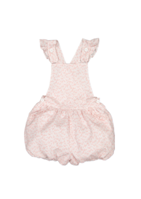 Sal & Pimenta Sal and Pimenta Apparel Flore Pink Shortall