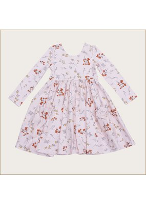 Charming Mary Charming Mary Winter Berries Charming Twirl Dress