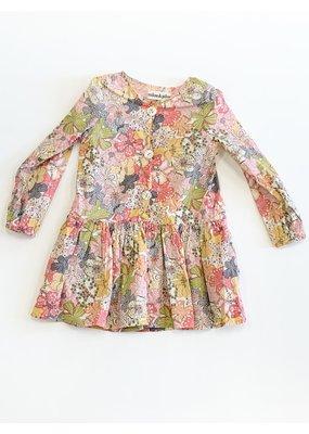 milou&pilou Milou & Pilou Mauvey Dress Size 2T