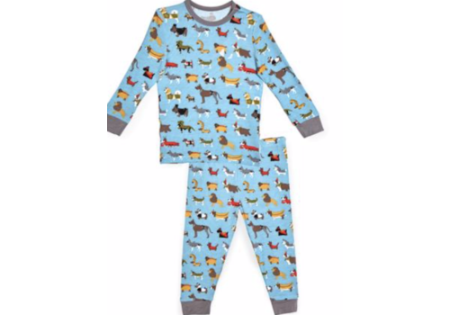 Magnetic Baby Magnetic Me  In-dog-nito 2pc Toddler PJ