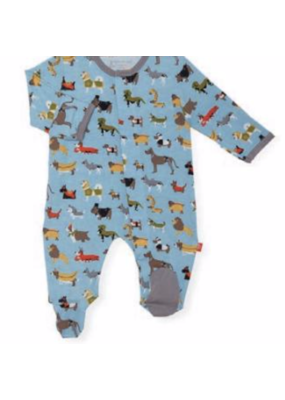 Magnetic Baby Magnetic Me  in-dog-nito footie