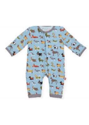 Magnetic Baby Magnetic Me in-dog-nito Coverall