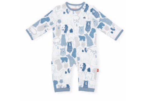 Magnetic Baby Magnetic Me Unbearably Cute Coverall