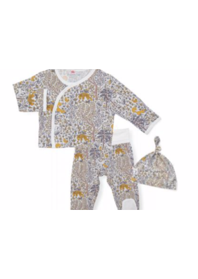 Magnetic Baby Magnetic Me  Sumatra 3pc Kimono Set