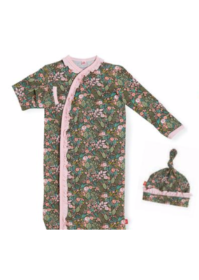 Magnetic Baby Magnetic Me Harlow Gown & Hat NB