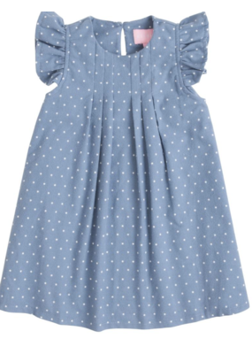 Bisby BLE Lydia Dress Autumn Star Blue
