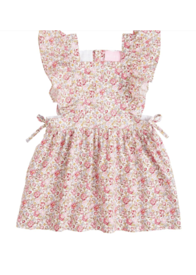 Bisby BLE Amelia Dress Cottage Garden Pink
