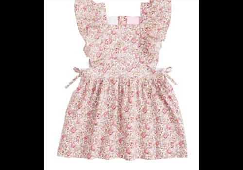 Bisby BLE Amelia Dress Cottage Garden Pink