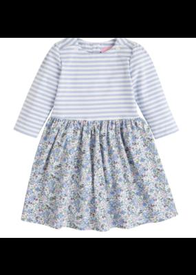 Little English BLE Rosie Dress Kensigton Floral Blue