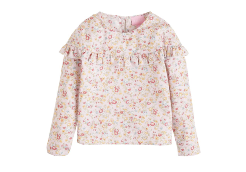 Bisby BLE Emily Top Pink Daisy