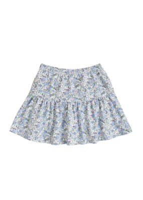 Little English BLE Sally Skort Kensington Floral Blue