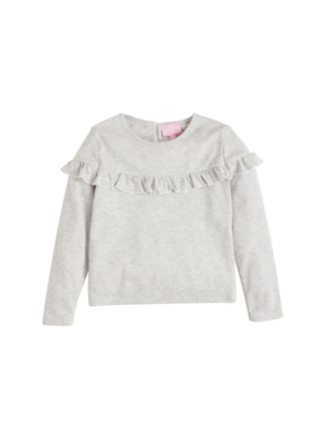 Bisby BLE Emily Top Grey Jersey