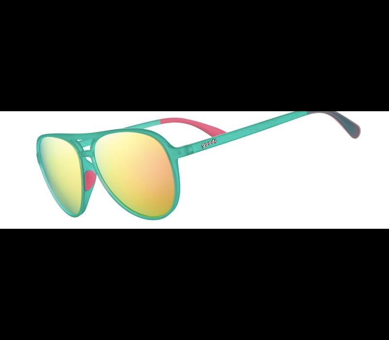 Goodr Sunglasses - Kitty Hawkers' Ray Blockers