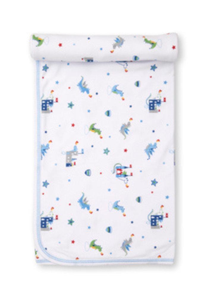 KK Dragon Towers Blanket