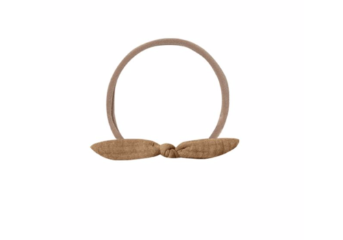 Quincy Mae QM Little Knot Headband Honey