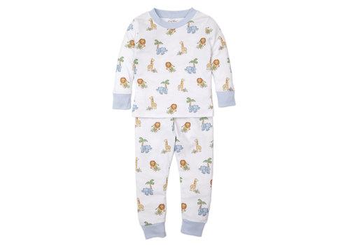 Kissy Kissy KK Pajama Set Snug PRT Jaunty Jungle Multi