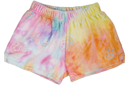 IS Cotton Candy Plush Shorts