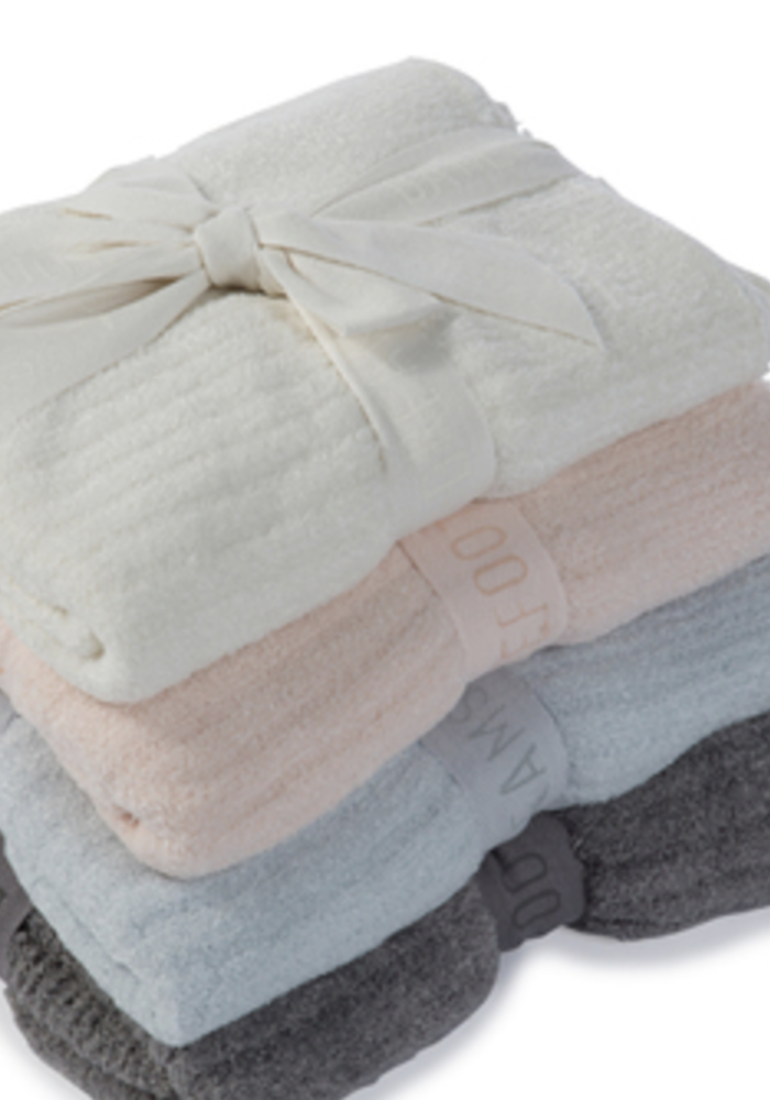 BFD CCL Ribbed Blanket (Baby) Pink