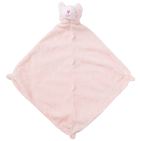 Angel Dear Pink Kitty Blankie