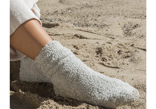Barefoot Dreams Barefoot Dreams Socks - Oyster