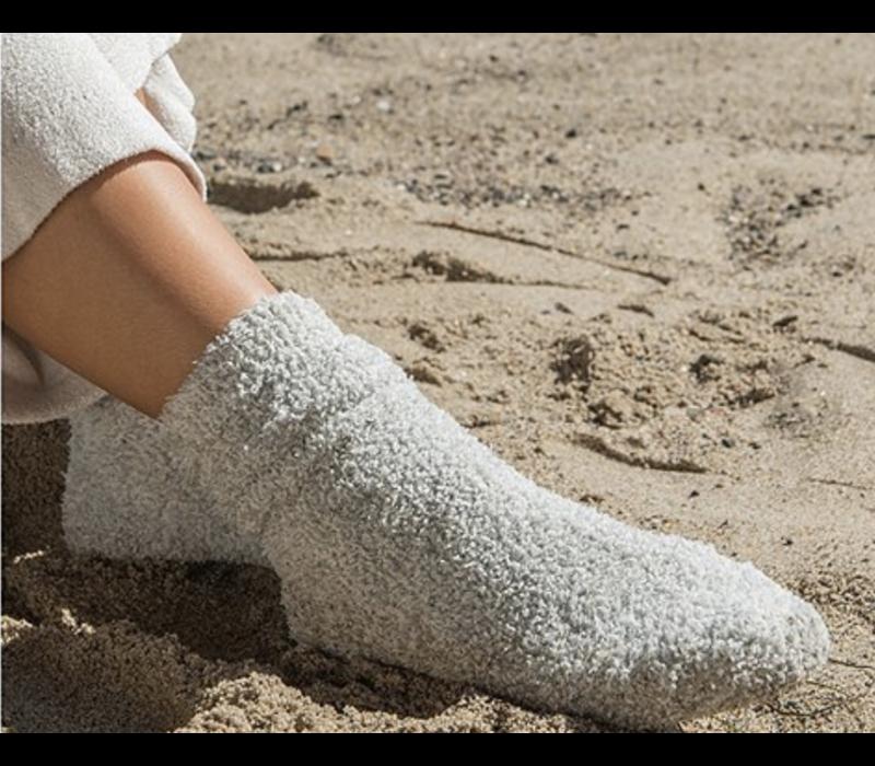 Barefoot Dreams Socks - Oyster