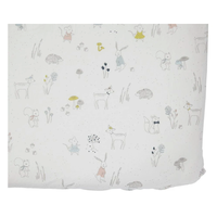 Pehr Magical Forest Crib Sheet