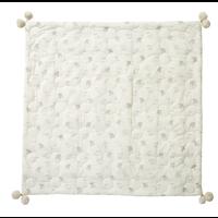 Pehr Little Lamb Pom Pom Blanket