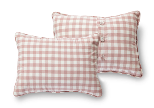 Pehr Pehr Decor Pillow Check Mate in Blossom
