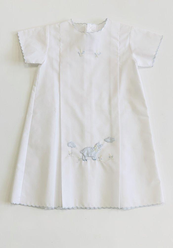 Auraluz Boy Lamb Daygown