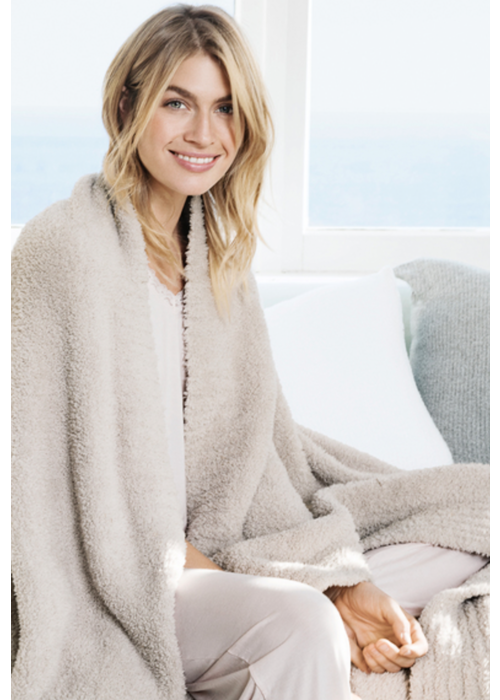 Barefoot Dreams BFD Cozychic Throw