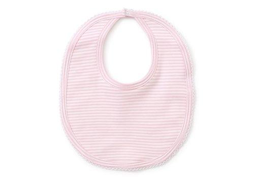 Kissy Kissy KK Stripes Bib Pink