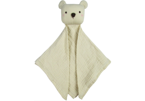 Albetta Albetta Cotton Snuggle Lovie - Bear