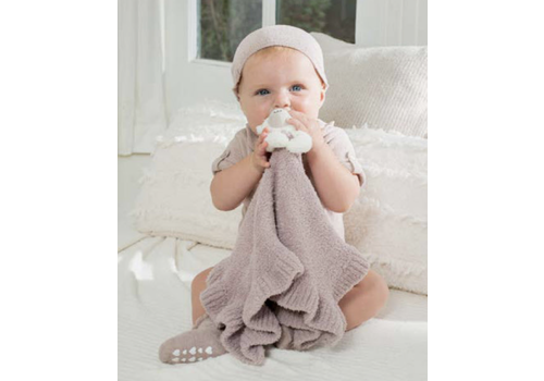 Barefoot Dreams BFD CCUL Infant Eyelet Bundle in Sand Dune