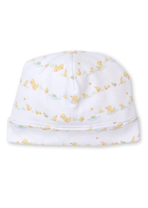 Kissy Kissy KK Dilly Dally Duckies PRT Hat Yellow NB