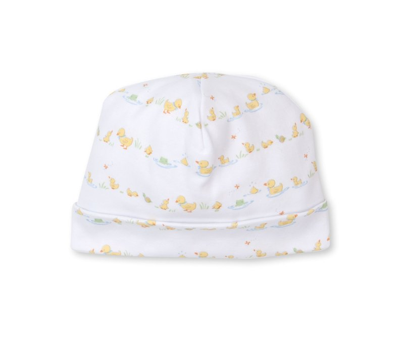KK Dilly Dally Duckies PRT Hat Yellow NB