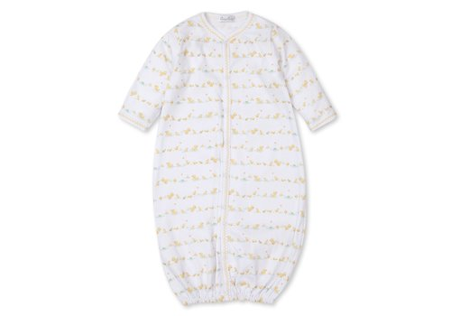 Kissy Kissy KK Dilly Dally Duckies PRT Converter Gown Yellow