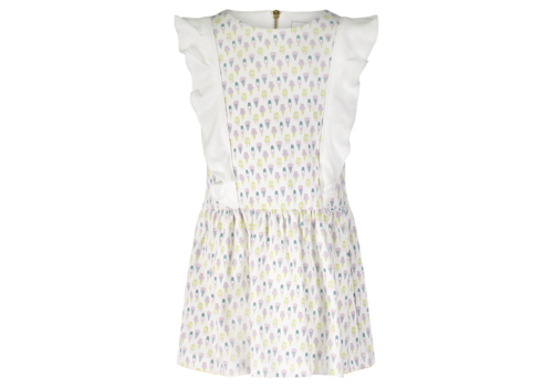 Lila and Hayes LH Amelia Slv/less Dress in Ice Cream Delight