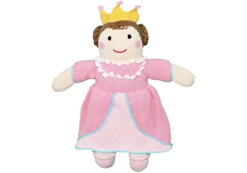 "Zubel Zubel 7"" Princess Rattle"