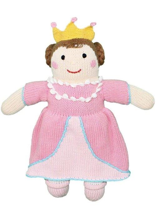 """Zubel Zubel 7"""" Princess Rattle"""