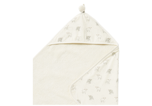 Pehr Pehr Lamb Hooded Towel