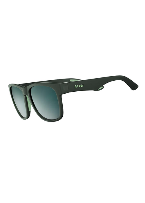 Goodr Goodr Sunglasses - Mint Julep Electroshocks