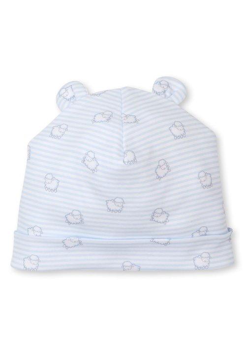 Kissy Kissy KK Hat Novelty PRT Sheep Scramble Lt Blue