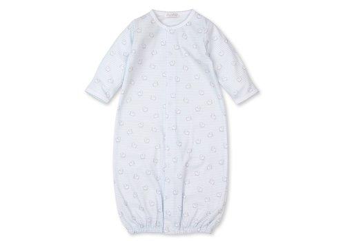Kissy Kissy KK Converter Gown PRT Sheep Scramble Light Blue