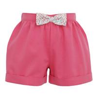 Alexandria Blouse and Shorts Set