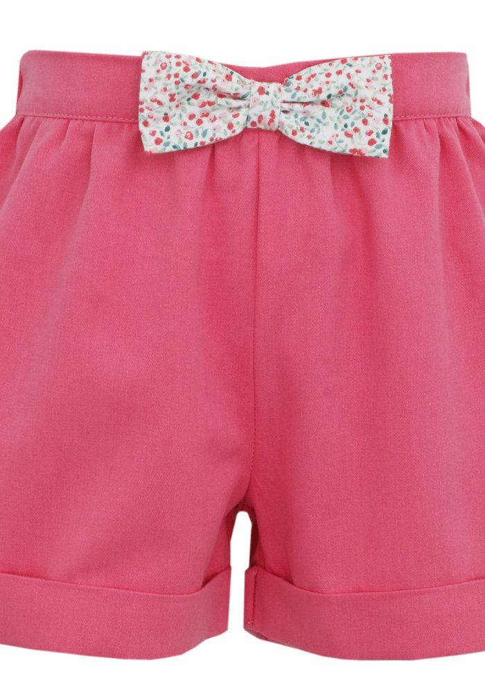 Alexandria Blouse and Shorts Set