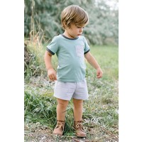 Pond Pocket Tee and Short Set