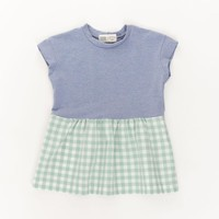 Casual Dress in Periwinkle