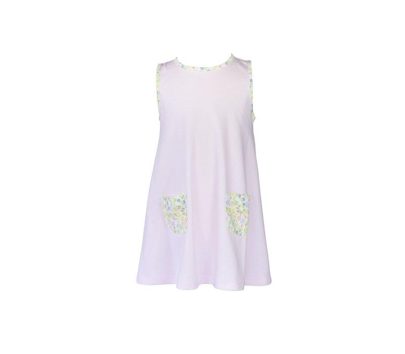 Garden Floral A-line Dress